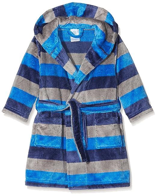 Sanetta 244018, Bata para Niños, Azul (Oasis 5751) 116 cm