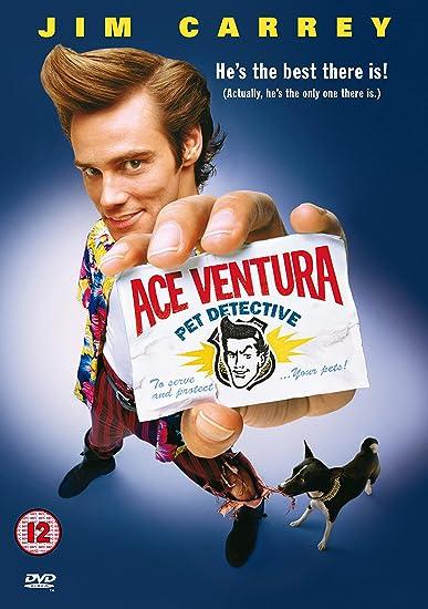 Ace Ventura: Pet Detective [Reino Unido] [DVD]: Amazon.es ...