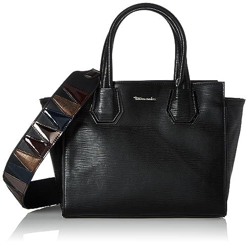 Tamaris Damen Babette Handbag Henkeltasche, 10,5x24x28 cm
