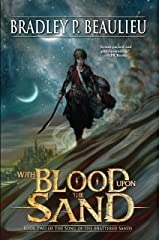 With Blood Upon the Sand (Song of Shattered Sands Book 2) Kindle Edition