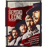 The Sergio Leone Anthology [Blu-ray]