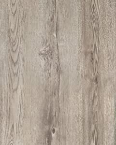 """Feisoon 17.7""""x78.7"""" Light Brown Wood Contact Paper Peel and Stick Wood Wallpaper Removable Self Adhesive Wood Grain Contact Paper for Bedroom Wall Table Countertops Cabinet Furniture Home Decor"""
