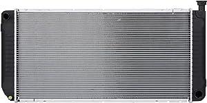 Spectra Premium CU2316 Complete Radiator for General Motors