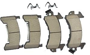 Dash4 CFD154 Optimizer Premium Brake Pad
