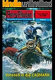 """Perry Rhodan 2401: Vorstoß in die LAOMARK (Heftroman): Perry Rhodan-Zyklus """"Negasphäre"""" (Perry Rhodan-Erstauflage)"""