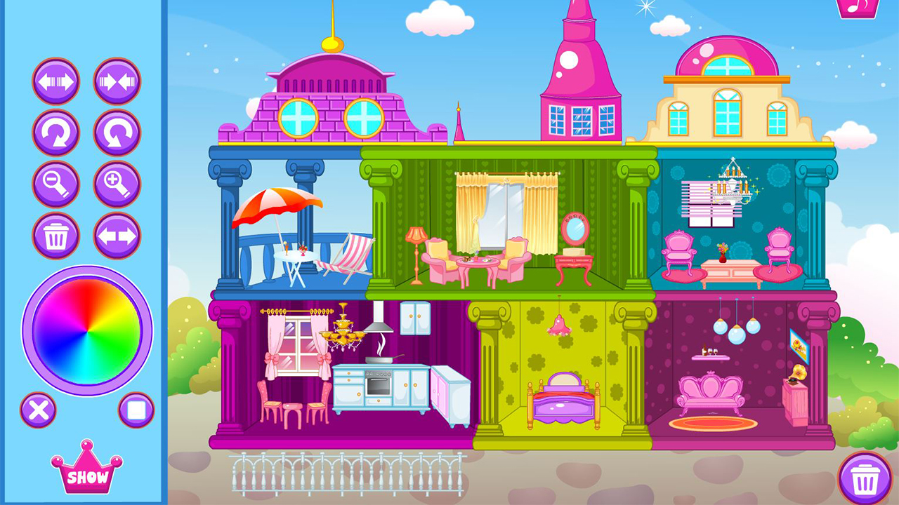 Princess Doll House Decoration Game Appstore For Android