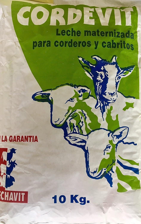La Molinera Leche en polvo para Corderos, Cabras. 10 Kg: Amazon.es: Jardín