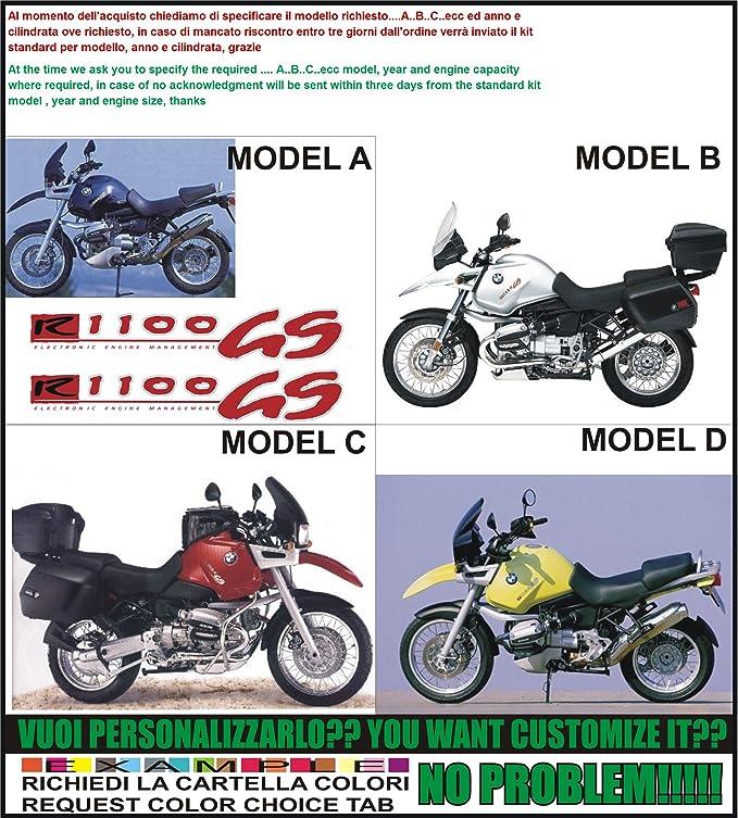 kit adesivi stickers compatibili r 1150 gs 1999-2001