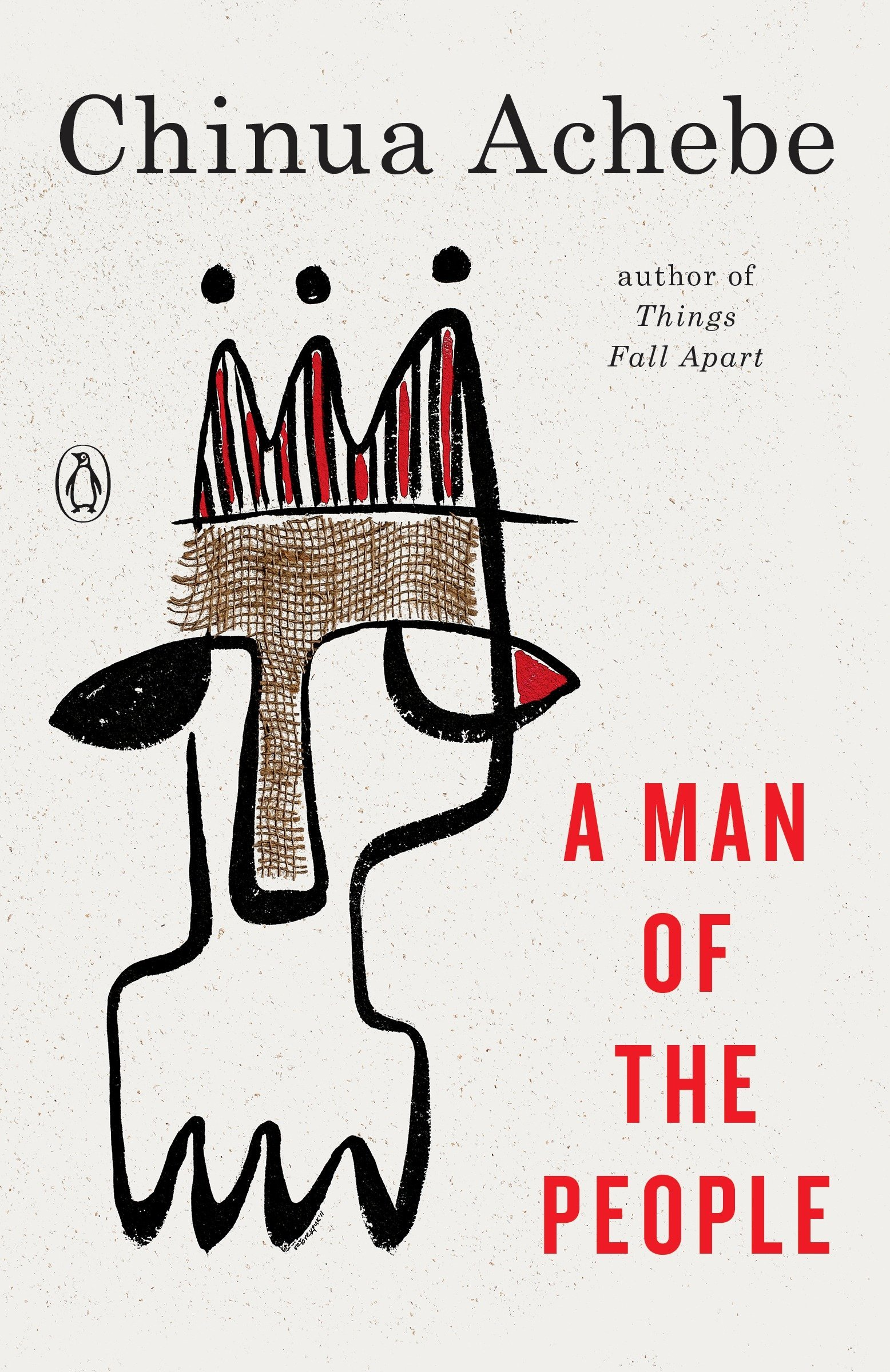 Read Online A Man of the People ebook