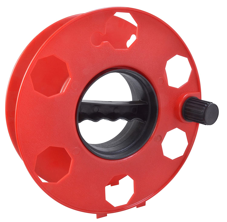 Designers Edge E-102 Heavy Duty Cord Storage Wheel, 150-Foot