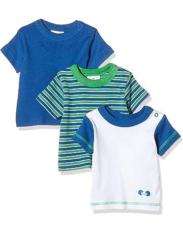 FABTASTICS Baby-Jungen T-Shirt mit Kapuze