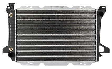 Spectra Premium Cu Complete Radiator For Ford