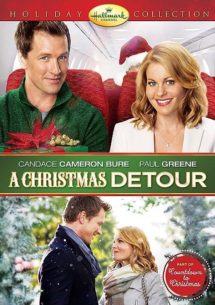 a christmas detour - Candace Cameron Christmas Movies