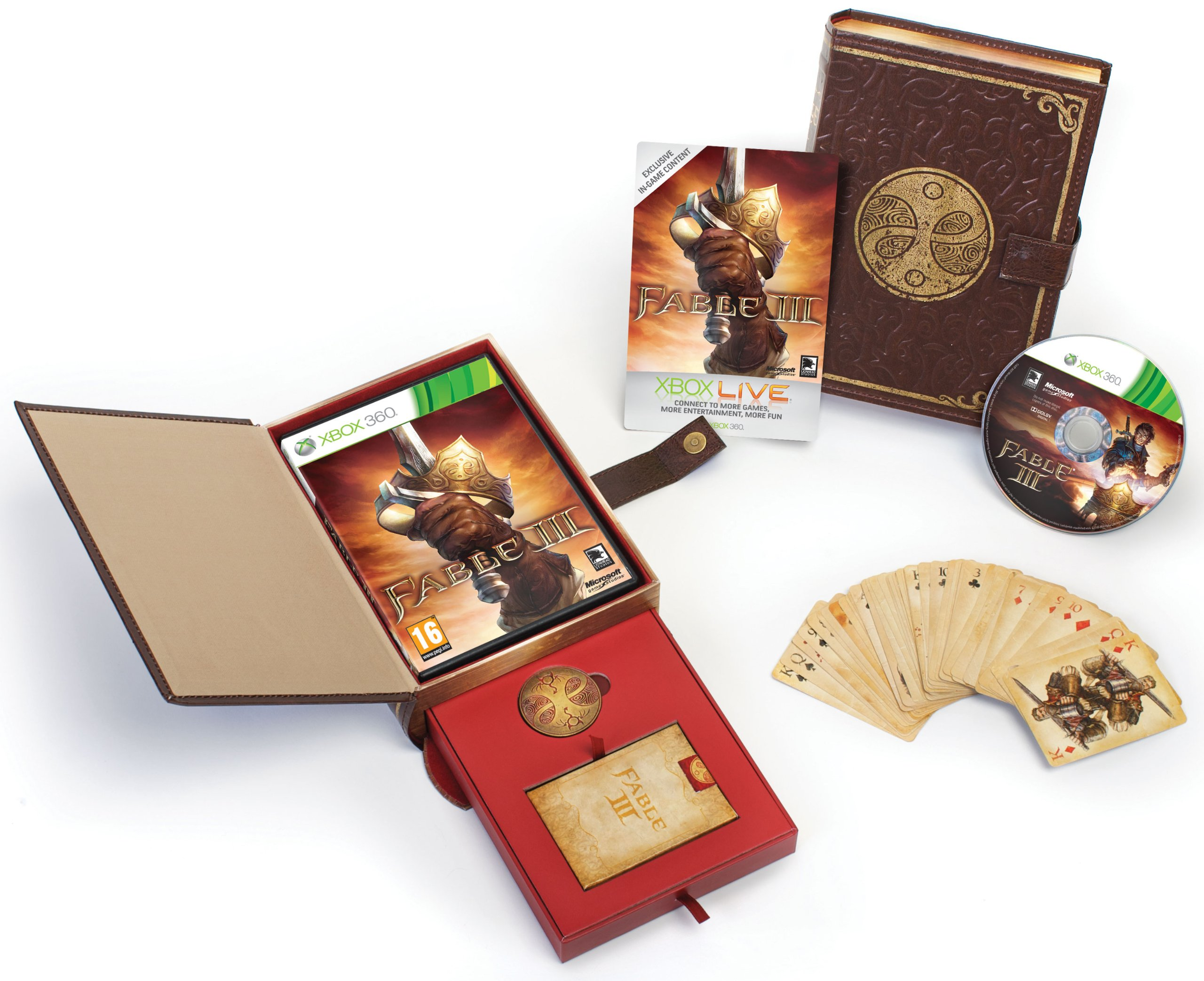Amazon. Com: fable: limited edition bonus dvd: video games.