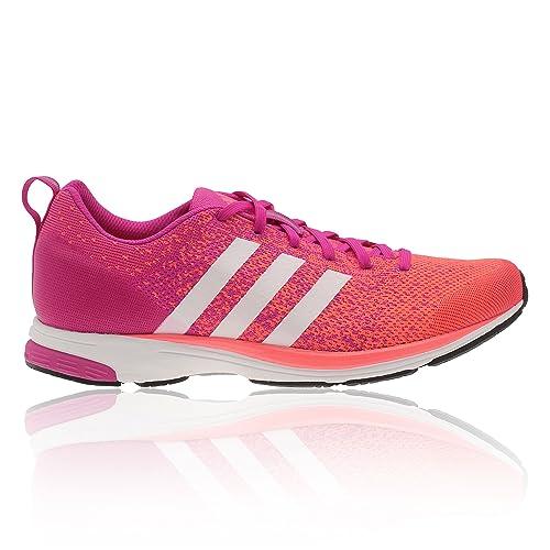 NUOVO Adidas Adizero Primeknit 2.0 Scarpa Da Donna Scarpe Da Corsa Sneaker Scarpe Sportive