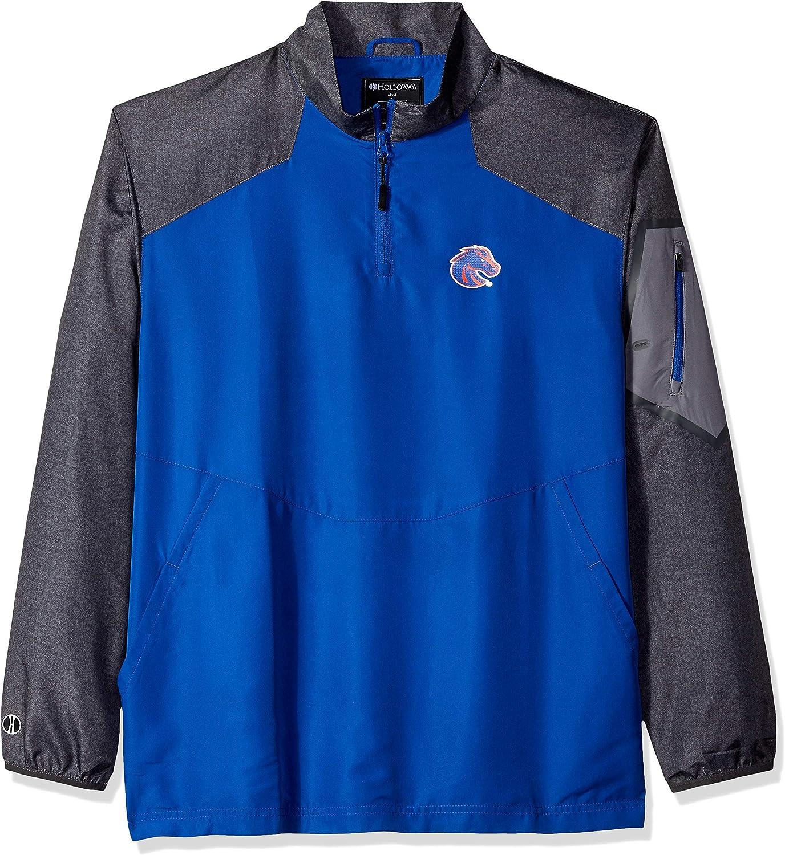 Carbon Print//Graphite Medium NCAA Washington Huskies Raider Pullover