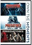 Predator / Predator 2 / Predators Triple Feature