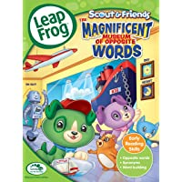 Leap Frog: The Magnificent Museum of Opposite Words
