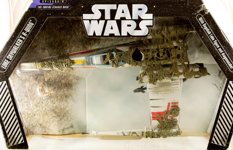 Star Wars X-Wing Fighter Vehicle with Luke Skywalker Figure Hasbro 32459