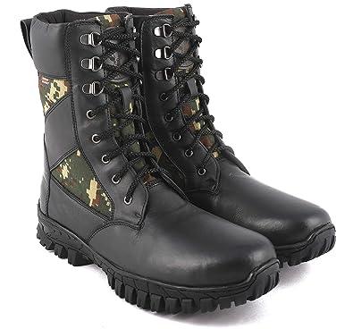 2ab7ed014ff BLACKDEAR ENTERPRISE Army Men Commando Combat Desert Outdoor Hiking Boots  Landing Tactical Military Shoes