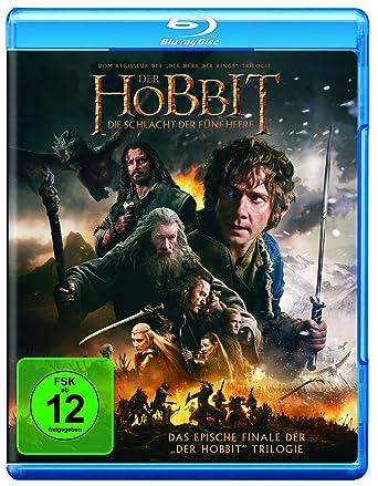 Der Hobbit Die Schlacht Der Fünf Heere Blu Ray Amazonde Martin