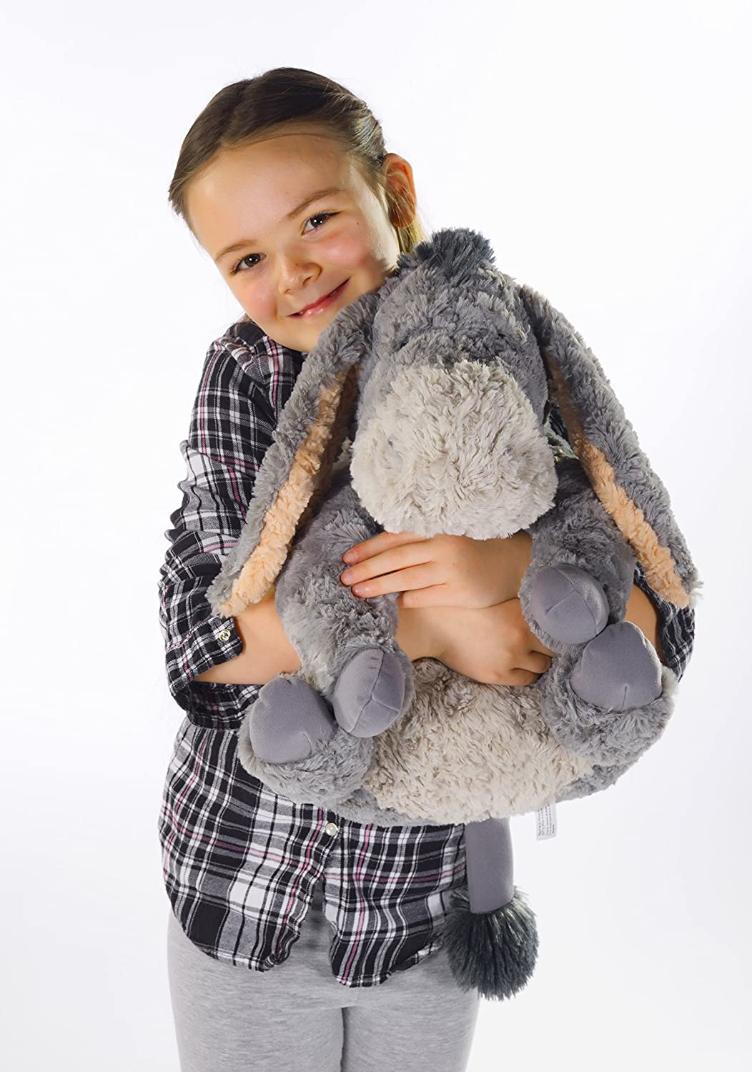 Disney Christopher Robin Collection Large Winnie the Pooh Eeyore Soft Toy 50cm