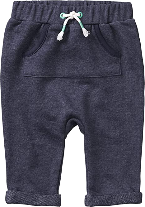 Gymboree Boys Toddler Harem Pant with Kangaroo Pocket