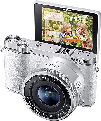 Wireless Smart 20.3MP Mirrorless Digital Camera
