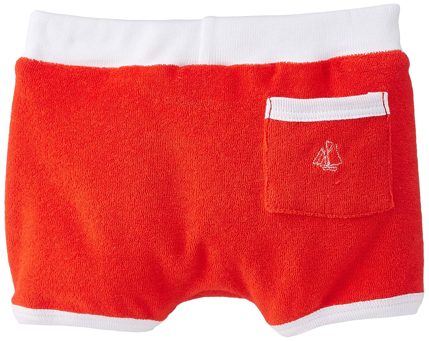 Petit Bateau Little Boys Foi Shorts Toddler