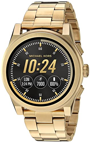 a5a1c3e0309a Michael Kors Reloj Hombre de Digital con Correa en Acero Inoxidable  MKT5026  Amazon.es  Relojes