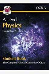 New A-Level Physics for OCR A: Year 1 & 2 Student Book (CGP A-Level Physics) Kindle Edition