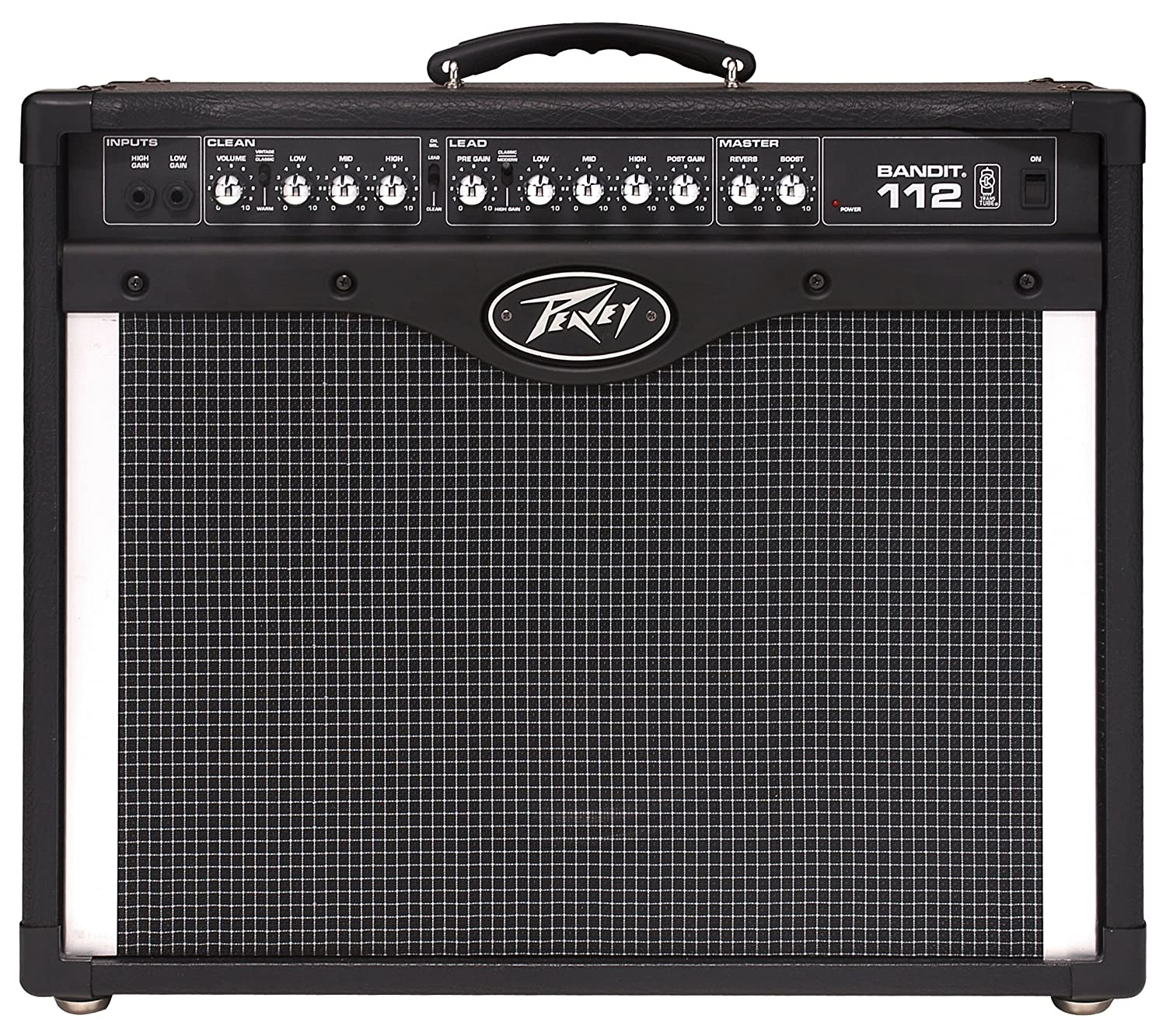 2. Peavey Bandit 112 TransTube Amplifier - Best High Wattage Option