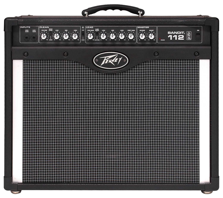 2. Peavey Bandit 112 TransTube Amplifier - Best High Wattage Option