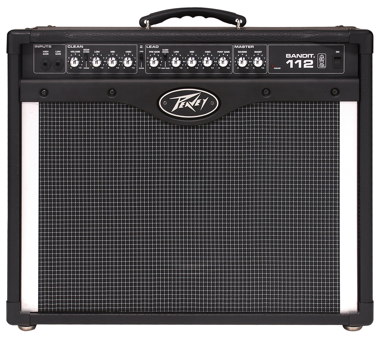 Peavey Bandit 112 Guitar Amplifier wirg TransTube by Peavey