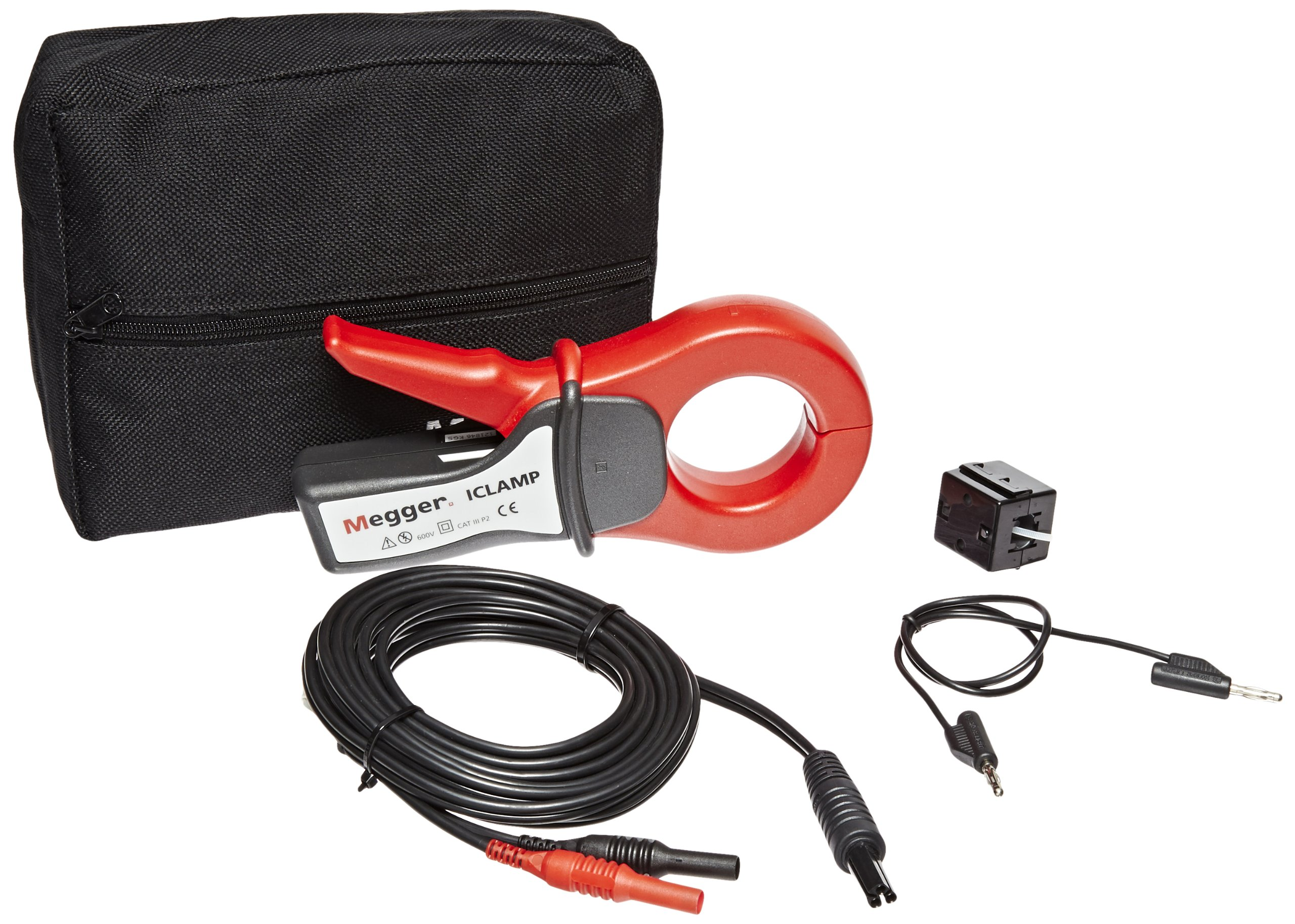 Megger ICLAMP Current Clamp for ART Method Ground Resistance Tester