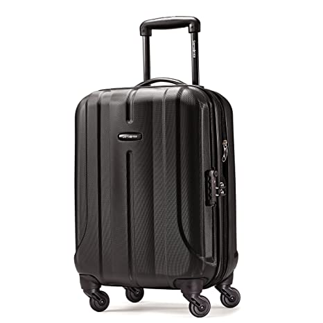 Samsonite Luggage Fiero HS Spinner 20, Black, One Size
