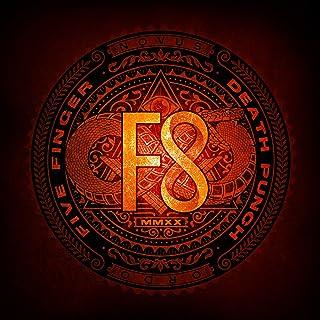 Book Cover: F8