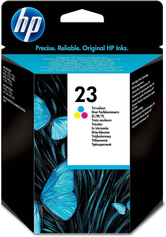 B00004SUJT HP 23 | Ink Cartridge | Tri-color | C1823D 910gw1fvObL.SL1500_