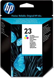 HP 23 | Ink Cartridge | Tri-color | C1823D