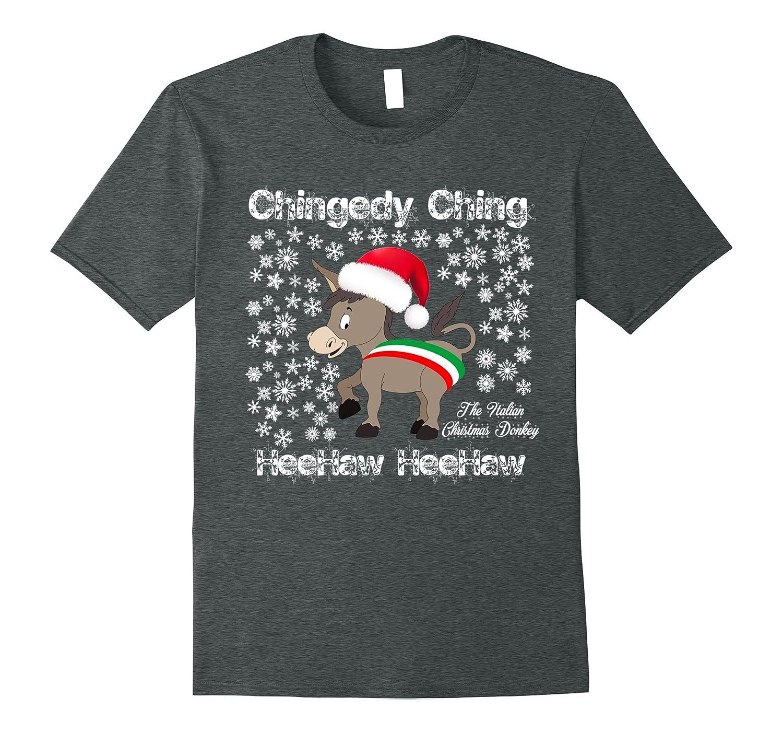 dominick the christmas donkey italian christmas donkey tee ah my shirt one gift - The Italian Christmas Donkey