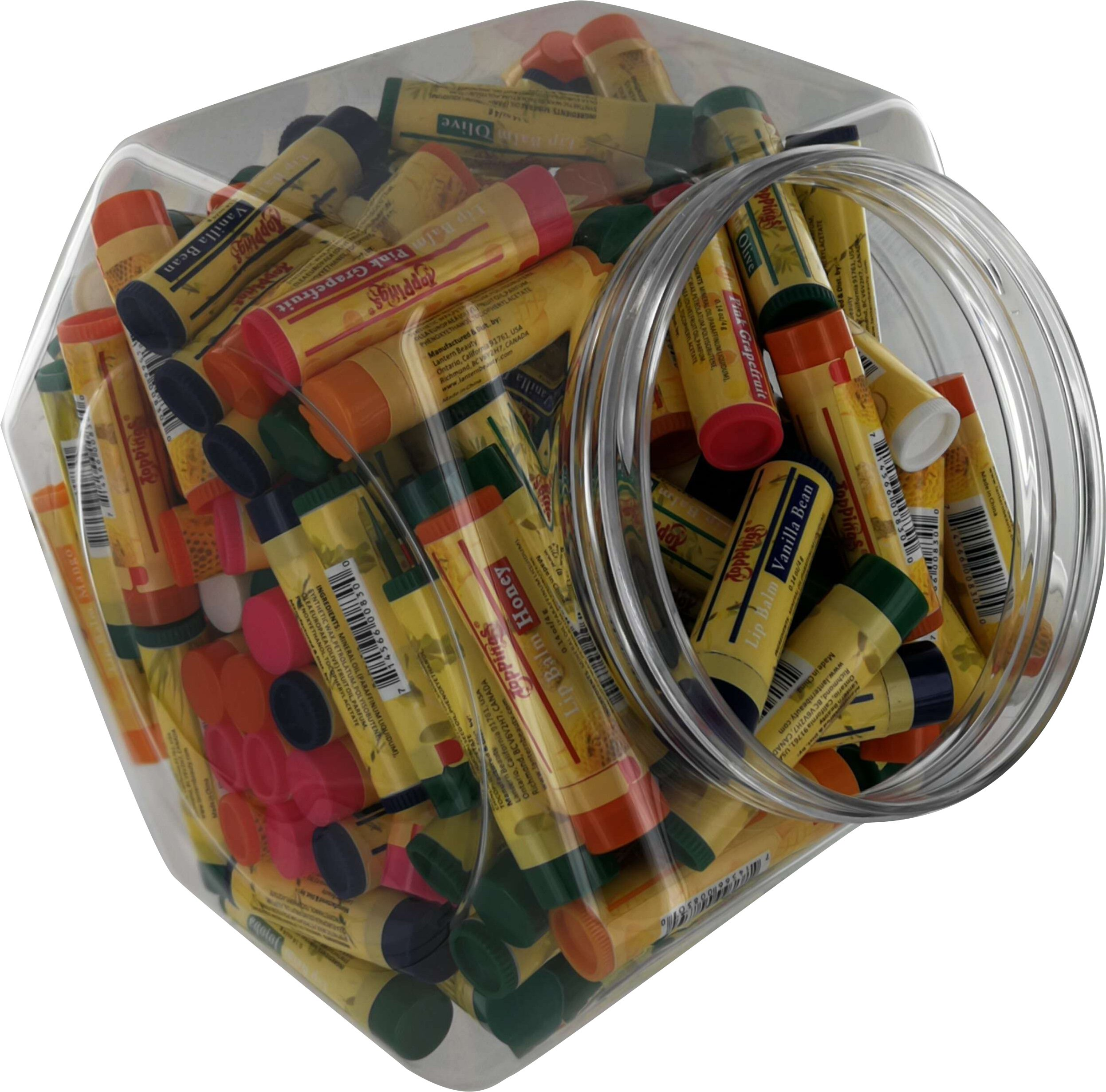 Lip Balm Assortment - 144 pcs. (Jar)