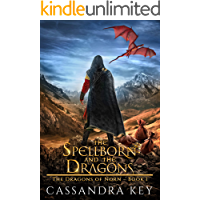The Spellborn and The Dragons (The Dragons of Norn Book 1) book cover