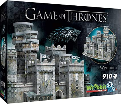 GoT Winterfell 3D Puzzle