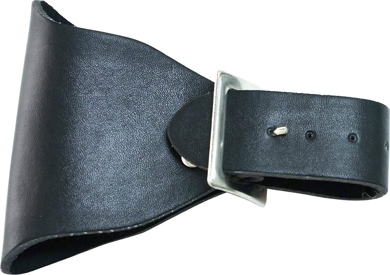 BladesUSA Pk-6184 Universal Leather Frog Sword 5-Inch Overall