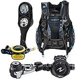 Aqua Lung Pro HD BCD i300 Dive Computer Titan Regulator Package
