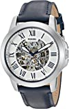 Fossil Analog Silver Dial Men's Watch - ME3111