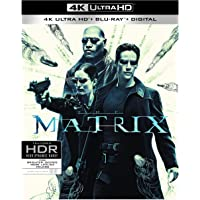 The Matrix (4K Ultra HD + Blu-ray + Digital)