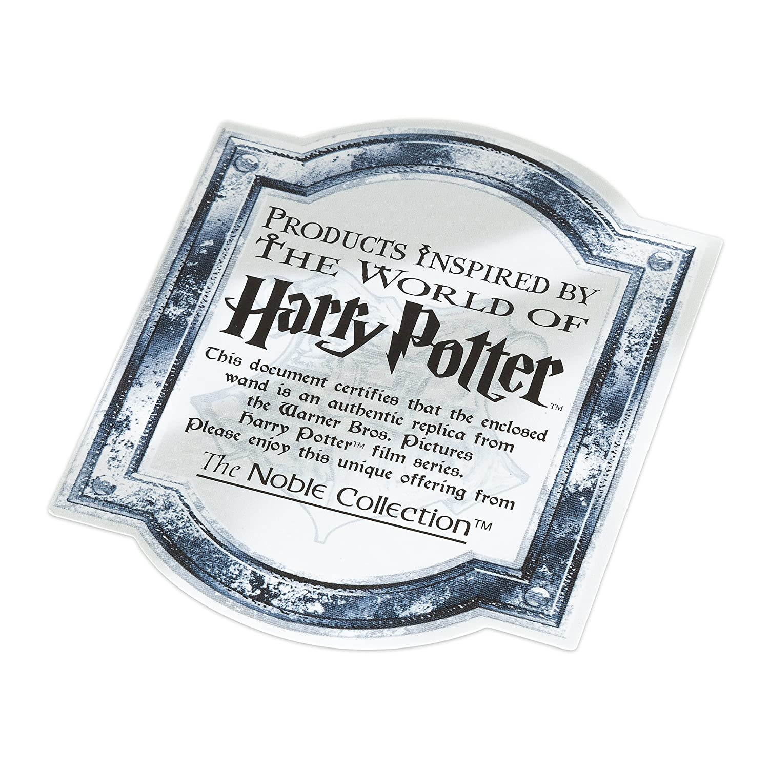The Noble Collection Harry Potter Wand HPHRW B000795NTC