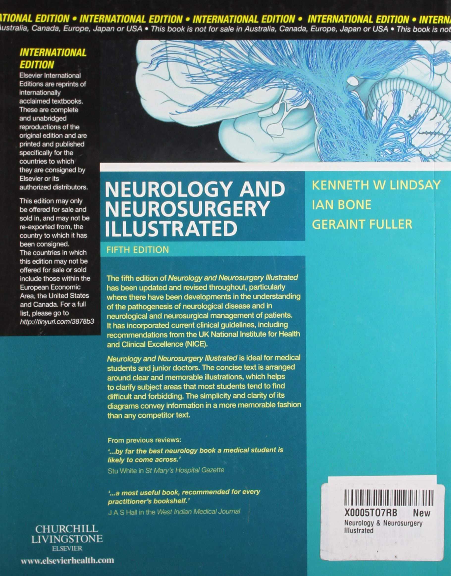 Buy neurology and neurosurgery illustrated international edition buy neurology and neurosurgery illustrated international edition book online at low prices in india neurology and neurosurgery illustrated fandeluxe Images