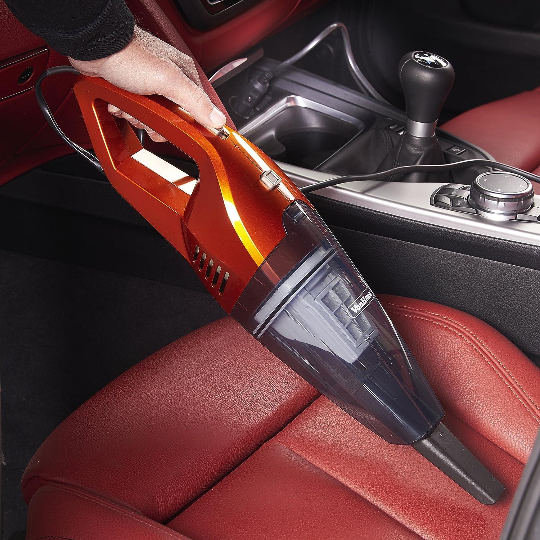 Amazon VonHaus 12V Hand Car Vacuum Cleaner Powered by Vehicle